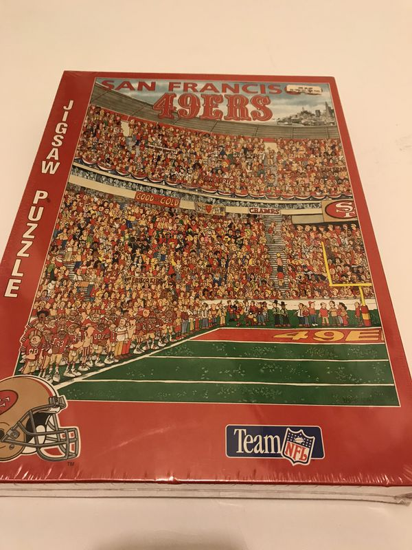 49ers Jigsaw Puzzle