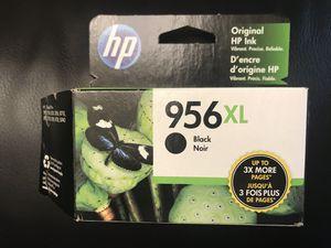 HP 956XL High Yield Black Ink Cartridge for Sale in San Jose, CA