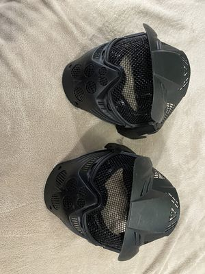 2 Airsoft Masks for Sale in Mechanicsville, MD