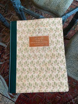 Large antique interior design book for Sale in Seattle, WA