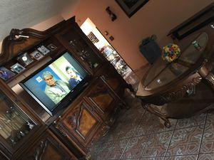Mueble con mesa for Sale in Bell, CA