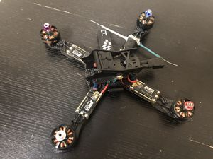FPV Racing Drone Quadcopter - AstroX True X/ T-Motor BNF for Sale in Lynnwood, WA