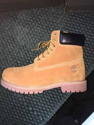 Timberland boots PLEASE READ !!!! for Sale in Watertown, CT