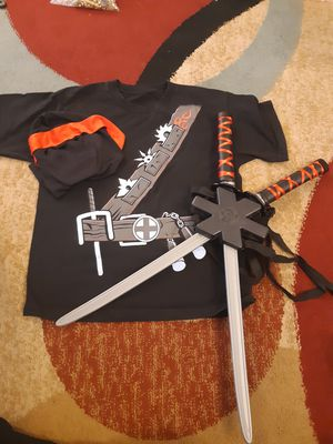Ninja costume for Sale in San Bernardino, CA