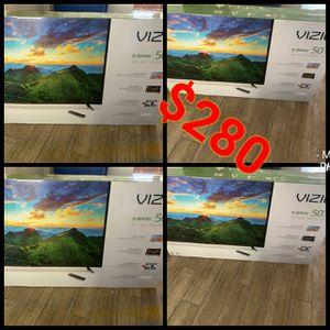 VIZIO 4K SMART TV 50 INCH VIZIO 4K TV SMART HDTV for Sale in Anaheim, CA