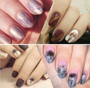 Nail art stickers water transfers decal for Sale in Alhambra, CA