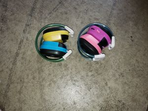 Kids wireless car headphones for Sale in Columbus, OH