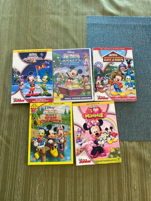 Mickey Mouse Clubhouse DVDs for Sale in Puyallup, WA
