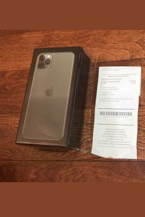 ONLY SHIP THROUGH FED EX OVERNIGHT SHIPPING! iPhone 11 pro max for sale ! for Sale in Buffalo, NY