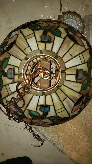 Antique light fixture for Sale in Saint CLR SHORES, MI