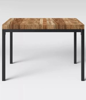 """43"""" HERNWOOD DINING TABLE for Sale in Bakersfield, CA"""