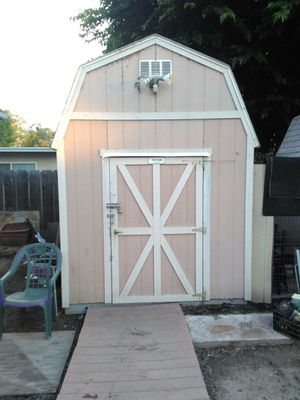 Storage Shed for Sale in Modesto, CA