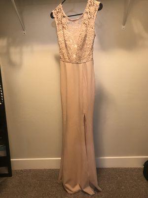 Blush bridesmaid dress for Sale in Orem, UT