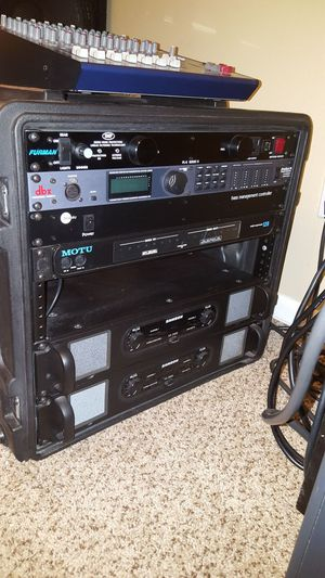 Pro audio equipment, prices in description. for Sale in Brandon, FL