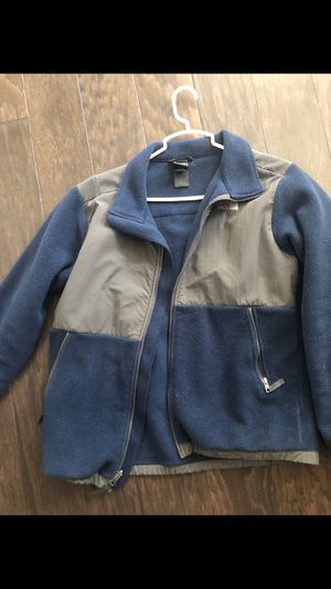 Classic Youth Large North Face fleece pullover for Sale in Brentwood, TN