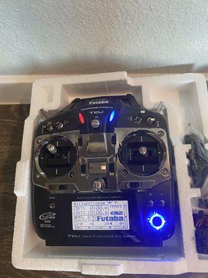 Futaba 10 channel radio for Sale in Scottsdale, AZ