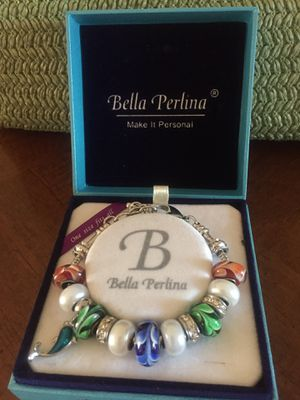 Bella Perlina charm bracelet. for Sale in Scottsdale, AZ