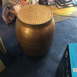 Drum End Table for Sale in Southfield,  MI