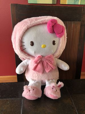 Hello Kitty Sanrio stuffed character for Sale in San Diego, CA