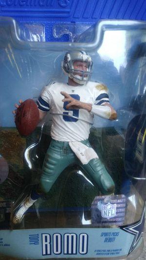 Tony Romo action figure for Sale in Dallas, TX