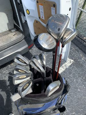 Calloway/Titleist club set for Sale in Coral Gables, FL