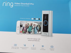 Ring Video Doorbell Pro for Sale in Bryans Road, MD