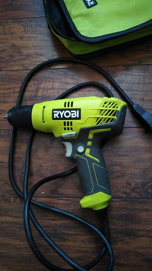 Ryobi electric drill for Sale in Greer, SC