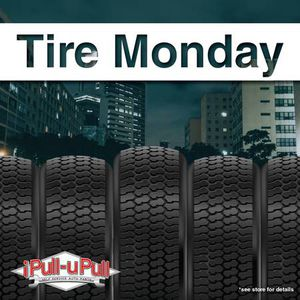 Tire Monday Sale! for Sale in Stockton, CA