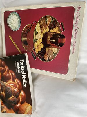 Free cookbooks for Sale in Peabody, MA