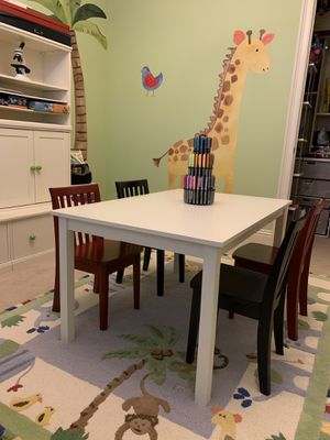 Pottery Barn Kids Carolina Large Play Table — kids Table for Sale in Palm Harbor, FL