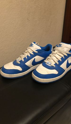 Kentucky Blue Nike Shoes for Sale in Manvel, TX