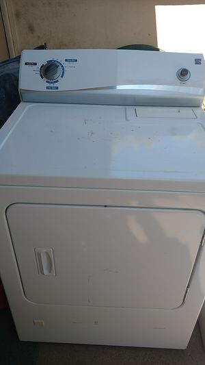 Kenmore gas dryer,Maytag heavy duty washer excellent working condition,both $400 for Sale in Fresno, CA