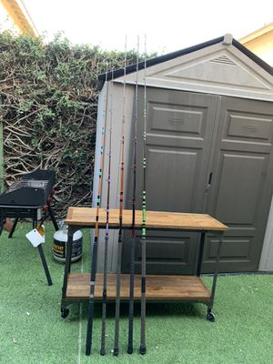 DEEP SEA FISHING RODS for Sale in Santa Ana, CA