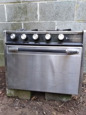 Recreational Vehicle 4 Burner Propane Stove / Oven for Sale in Lake Tapps, WA