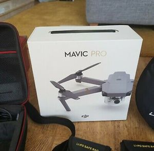 Mavic Pro + 2 extra batteries, for Sale in Austin, TX