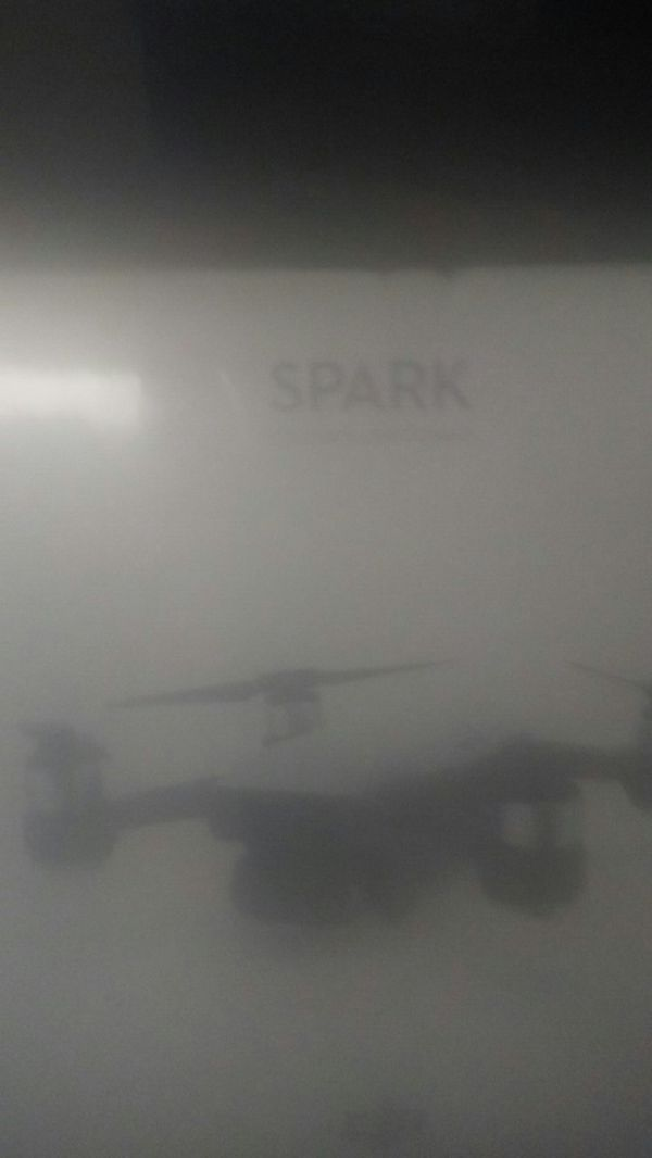 Spark Drone and controller combo