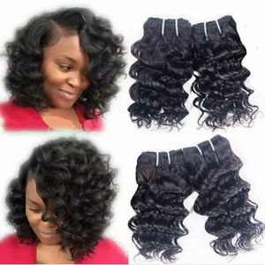 """Deep Wave 10"""" Brazilian Wet And Wavy Human Hair 4 Bundles for Sale in Beaumont, TX"""