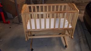 Baby crib for Sale in Edmonds, WA