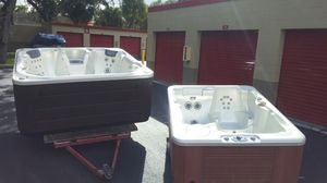 New and Preowned - Hot Tub Spa Jaccuzzi Hottub Hottubs Spas for Sale in Deerfield Beach, FL