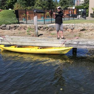 Tandem Necky Kayak for Sale in Kirkland, WA