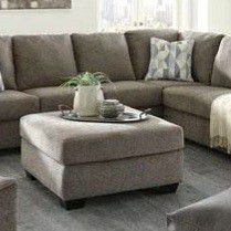 SPECIAL] Dalhart Hickory RAF Sectional🔷 IN STOCK for Sale in Arlington, VA