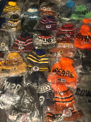 OFFICIAL NFL BEANIES for Sale in Greenville, NC