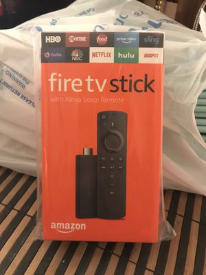 Amazon Fire TV Stick (with $45 Sling Credit) for Sale in Ellicott City, MD
