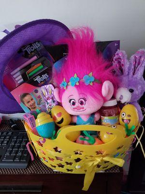 Easter basket trolls for Sale in Whittier, CA