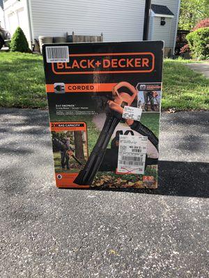 NIB leaf blower/vacuum/mulcher for Sale in Crofton, MD