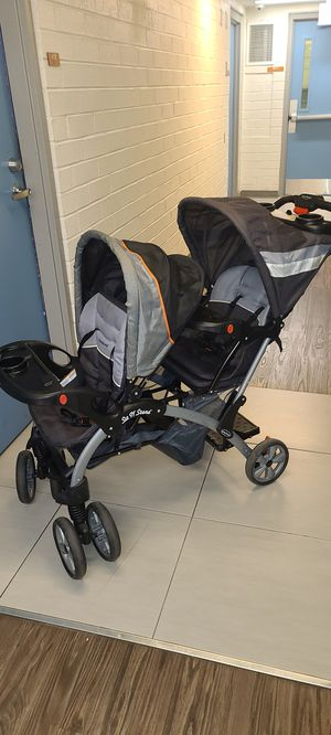Double stroller's baby for Sale in Washington, DC