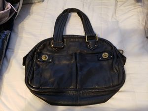 MARC by Marc Jacons Turnlock Black Satchel for Sale in Miami, FL