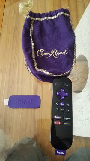 Roku $25 firm brand new condition for Sale in South Jordan, UT