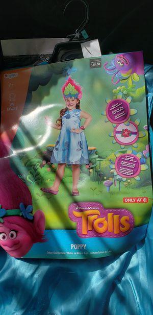 Trolls Poppy Costume for Sale in Romeoville, IL