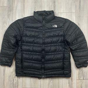 North face 550 down packable puffer jacket* men's xl* good shape * for Sale in Spokane, WA